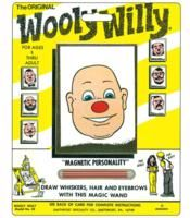 Wooly Willy, the guy with the magnetic personality. lol