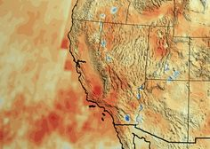 A new NASA study has concluded California accumulated a debt of about 20 inches of precipitation between 2012 and 2015 -- the average amount expected to fall in the state in a single year. The deficit was driven primarily by a lack of air currents moving inland from the Pacific Ocean that are rich in water vapor.