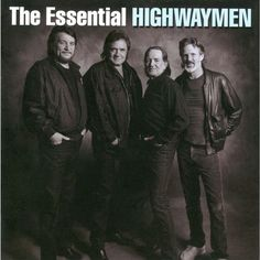 The Highwaymen: The Fights and Friendship of Country's Great Supergroup. A new box set captures the electrifying live show of Waylon Jennings, Johnny Cash, Willie Nelson and Kris Kristofferson Country Music Artists, Country Music Stars, Country Singers, Country Musicians, Johnny Cash, Me And Bobby Mcgee, Cowboy Song, Cowboy Art, Cowboy Boots