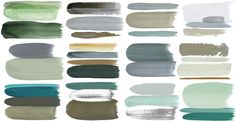 Kristina Klarin colour file - This is pretty much my home palette. (but add purple)