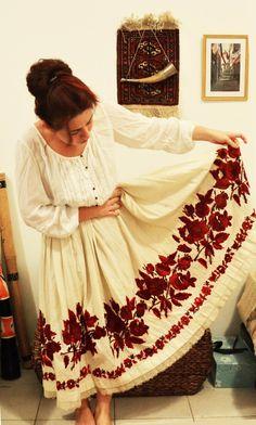 yugoslavian/Croatian folk embroidery - Google Search