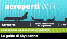 Situazione Wi Fi aeroporti nel mondo http://www.ilturistainformato.it/2014/11/13/aeroporti-wifi-gratuito/