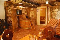 Sauna mit Tauchbecken Sauna, Skiing, Sweet Home, Room, Chalets, Plunge Pool, Diving, Ski, Bedroom