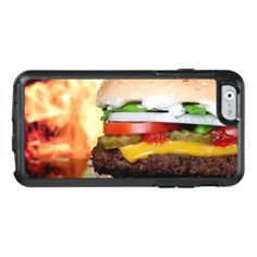 Funny Food iPhone 6/6s OtterBox case