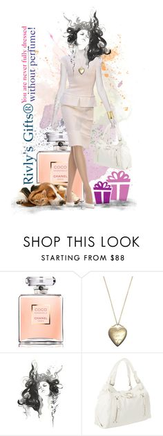 """Favourite Fragrance!"" by keti-lady ❤ liked on Polyvore featuring Chanel, Crislu, Nine West and Stephanie Kantis"