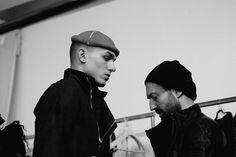 Boris Bidjan Saberi 2013 Fall/Winter Backstage