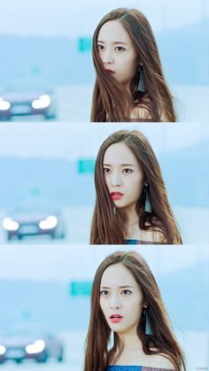 Krystal as Mura Krystal Jung Fashion, Bride Of The Water God, Jessica & Krystal, Stupid Girl, Sulli, Slim Body, Perfect Body, Victoria, Super Star