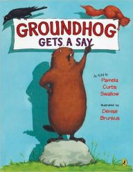 Groundhog Gets a Say by Pamela Curtis Swallow, Denise Brunkus (Illustrator). Groundhog Day books for kids. Holiday Activities, Book Activities, Preschool Books, Preschool Ideas, Teaching Ideas, Preschool Lessons, Student Teaching, Happy Groundhog Day, Sight Word Worksheets