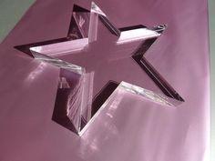 Taufgeschenk   ♪ ♫ ♪  Glücks-Stern II PAULSBECK von PAULSBECK Buchstaben, Dekoration & Geschenke auf DaWanda.com
