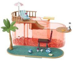 LIL Bratz Beach Bash Paty Party Pool | eBay