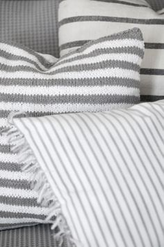 BOTILDA, AFIA & AFFAIR STRIPE cushions. Lene Bjerre spring 2014