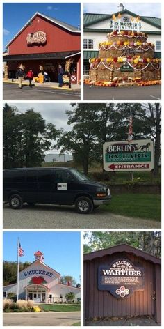 Berlin RV Park campground in Holmes County is a perfect base camp while touring Ohio's Amish Country. Find out why you need to visit in the fall!
