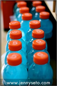 Gatorade could be given out at a First Four Dayton party that requires basketball-themed food and beverages. #firstfourdayton