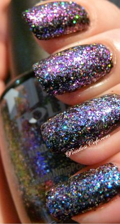 Ninja Polish Nebula Swatches and Review | Pointless Cafe