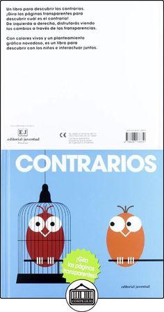 Contrarios (MIS PRIMEROS CONCEPTOS) PatrickGeorge ✿ Libros infantiles y juveniles - (De 3 a 6 años) ✿ ▬► Ver oferta: http://comprar.io/goto/8426138853