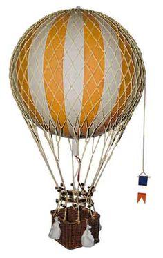 32cm large balloon - Yellow