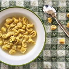 """You haven't experienced #Bologna if you haven't eaten #tortellini"" - Instagram by @Nomadswind"
