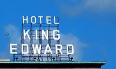 The King Edward hotel in downtown Jackson, MS.