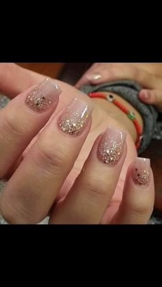 ongles 22 Irresistible Gel Nail Designs You Need To Try In 2017 - Easy Gel Nails Designs Bracelets A Gel Nail Designs, Cute Nail Designs, Nails Design, Neutral Nail Designs, Pedicure Designs, Fancy Nails, Pretty Nails, Cute Nails For Fall, How To Do Nails