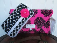 For Sale: Diaper Bag with Travel Wipes Case