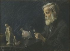 The Artist's Father [Charles Courtney Curran - 1911]