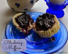 Run 'n Stitch: Blueberry Muffins