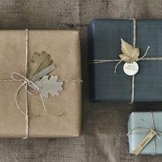 Saison Gift Tag Collection, Set of Twenty Four
