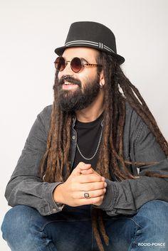 https://flic.kr/p/DjUnFH | Ras Zohen | Fotografías Promoción para Ras Zohen #rocioponcephoto #raszohen #album #musician #musico #artista