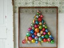 Let others have their traditional pine. This wooden version you make yourself celebrates modern DIY style