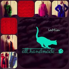 #laMiu #handmade #cardigan #made_in_Georgia  #electric #green #blue #beige #red #pink