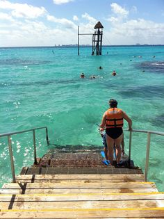 Who's up for some snorkeling at Garrafon Park today?