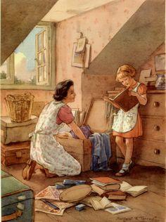 Illustration: Margaret W. Tarrant