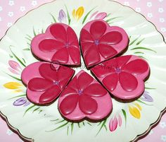 Mother's Day Cookies by Caro May, via Flickr