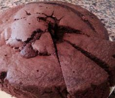 Receita Bolo de Chocolate (simples e fofo) por Soraya Santos - Categoria da receita Sobremesas