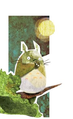 Totoro - I can't believe I know what this is!
