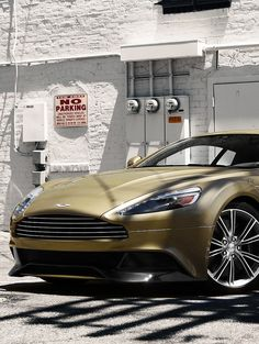 Exquisite Aston Martin Vanquish winters' coming............let us check your tires FREE http://www.106sttire.com/tires we ship anywhere in North America as well