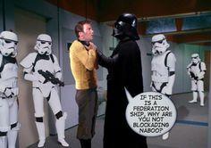 Star Wars vs. Star Trek: The Starships Compared [Infographic]Bit Rebels