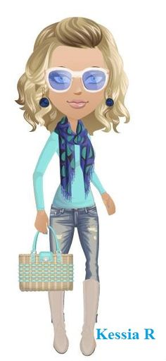 Mall world fall outfit