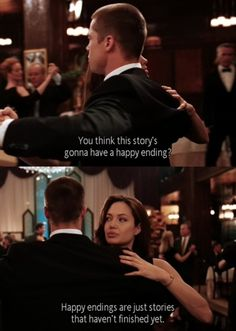 Mr. Mrs. Smith (Angelina Jolie and Brad Pitt)