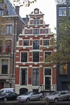 Small house in Amsterdam