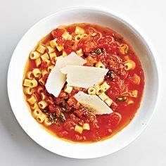 Classic Italian Soup Recipes | Italian Tomato Soup | MyRecipes.com