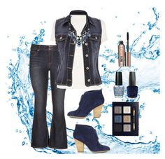 True Blues by mzilla on Polyvore featuring polyvore, fashion, style, Oasis, maurices, Sole Society, Tory Burch, Benefit, OPI, women's clothing, women's fashion, women, female, woman, misses and juniors