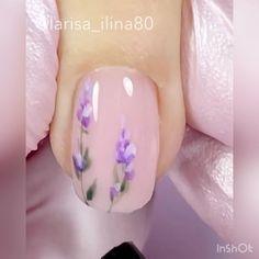 Purple Acrylic Nails, Acrylic Nails Coffin Short, Summer Acrylic Nails, Nude Nails, Summer Nails, Gel Nails, Short Nail Manicure, Salon Nails, Spring Nail Art