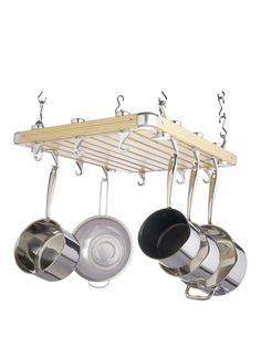 Kitchen Craft Masterclass Hanging Pot Rack, http://www.very.co.uk/master-class-kitchen-craft-masterclass-hanging-pot-rack/1600012232.prd