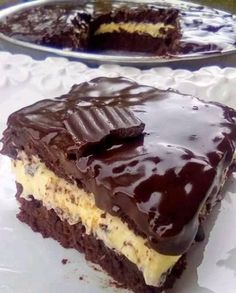 Greek Sweets, Greek Desserts, Sweets Recipes, Cake Recipes, Cooking Recipes, Cooked Shrimp Recipes, Quick Cake, Food Therapy, Cupcakes