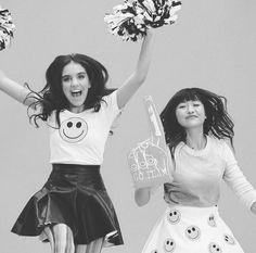 Lilimar and Haley Tju