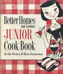 ...the Better Homes and Gardens red-checked cookbook..?