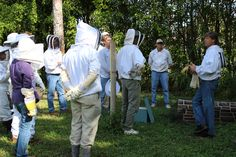 Our beekeepers helping beekeepers.