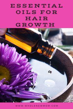 Essential Oil Carrier Oils, Essential Oils For Hair, Essential Oil Blends, Grow Hair Back, Help Hair Grow, Natural Hair Growth Remedies, Hair Loss Remedies, Diy Hair Serum, Oil For Hair Loss