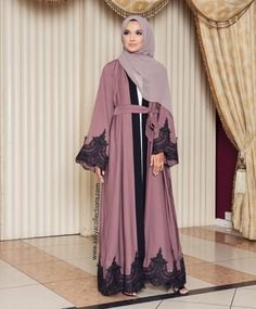Amal Abaya has been restocked! Our new website and new collection is now live! www.aaliyacollections.com